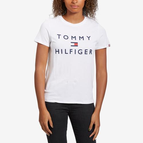 Tommy Hilfiger Women's Logo T-Shirt