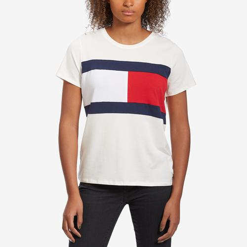 Tommy Hilfiger Women's Flag T-Shirt