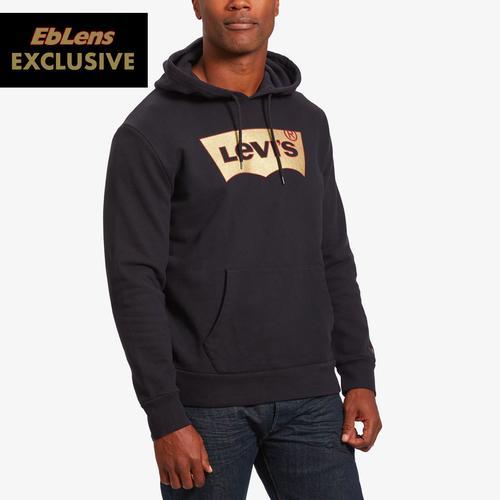 Levis Men's EBL 70 Batwing Hoodie