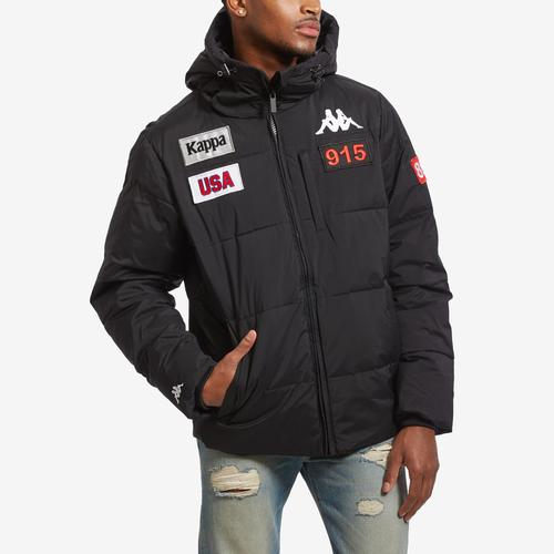 Kappa Men's Authentic LA Baital Hooded Jacket