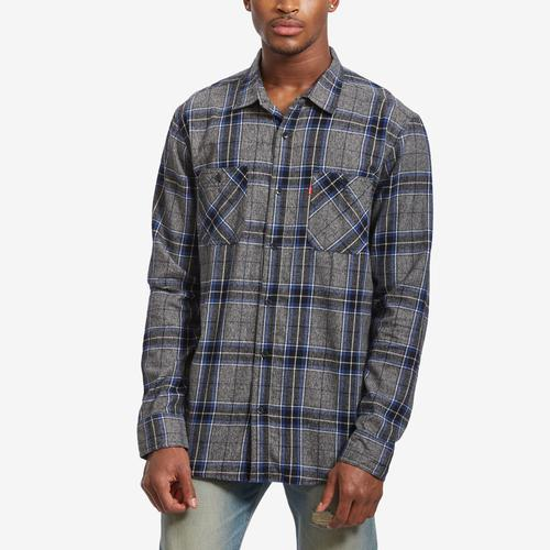 Levis Men's Crance Flannel Shirt
