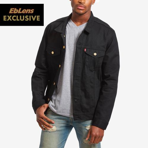 Levis Men's EBL 70 Trucker Jacket