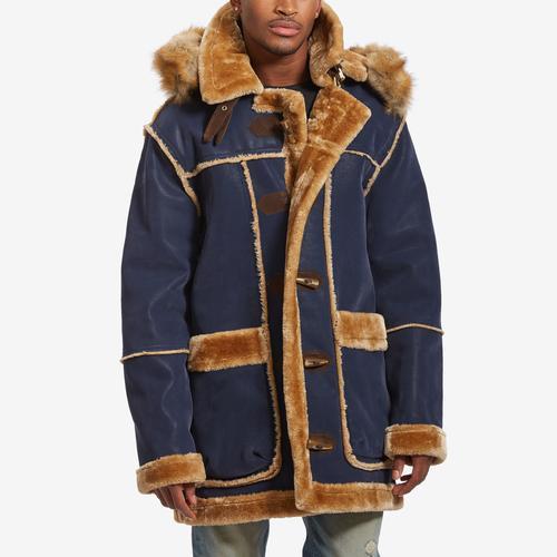 Jordan Craig Denali Shearling Jacket