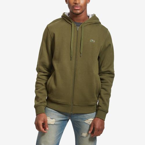 Lacoste Sport Tennis Fleece Zip Up