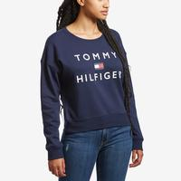 Tommy Hilfiger Women's Cropped Crewneck