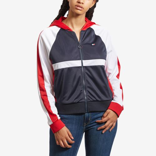 Tommy Hilfiger Sport Colorblock Hooded Jacket