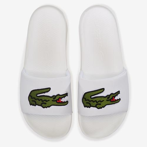 Lacoste Men's Croco Slide