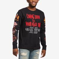 Born Fly Frankenstein Long Sleeve Tee