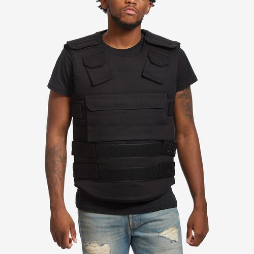 REBEL MINDS Men's Utility Vest
