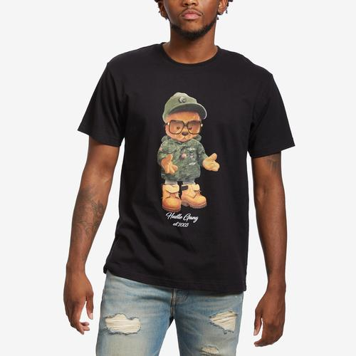 Hustle Gang Men's Bear Matic T-Shirt