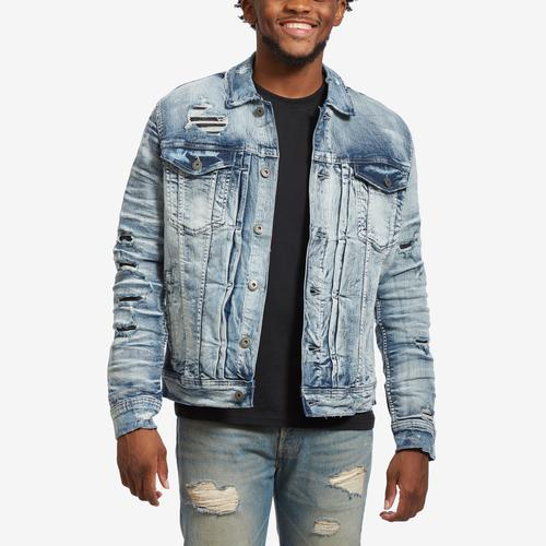 Jordan Craig Classic Denim Trucker Jacket