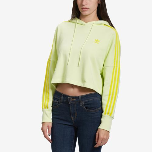 adidas Women's Originals Cropped Hoodie
