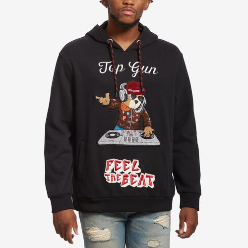 TOP GUN Feel The Beat Hoodie