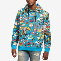 TOP GUN Men's Comics Hoodie