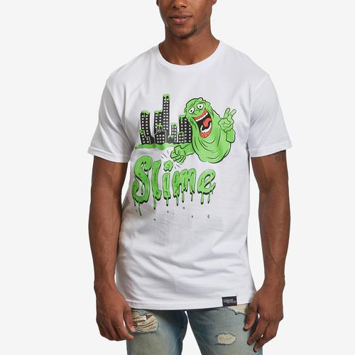 PLANET GRAPES Men's Slime T-Shirt
