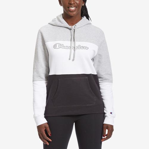 Champion Women's Colorblock Hoodie
