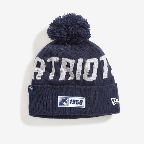 New Era Patriots Sport Knit Road Hat
