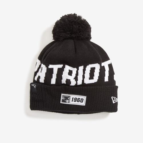 New Era Men's Patriots Sport Knit Road Hat