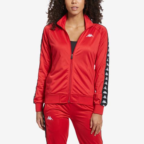 Kappa Women's 222 Banda Wanniston Slim Track Jacket
