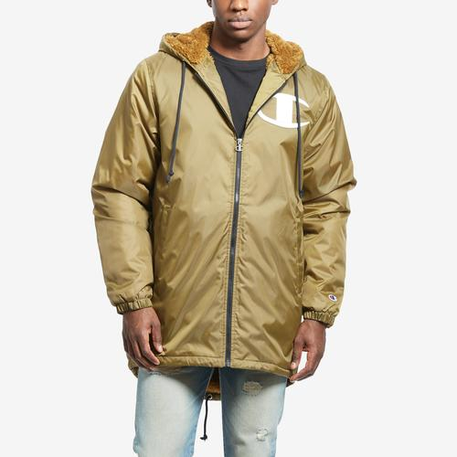 Champion Life Sherpa-Lined Stadium Jacket