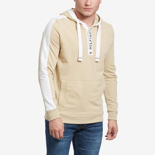 Tommy Hilfiger Men's Fleece Tape Hoodie