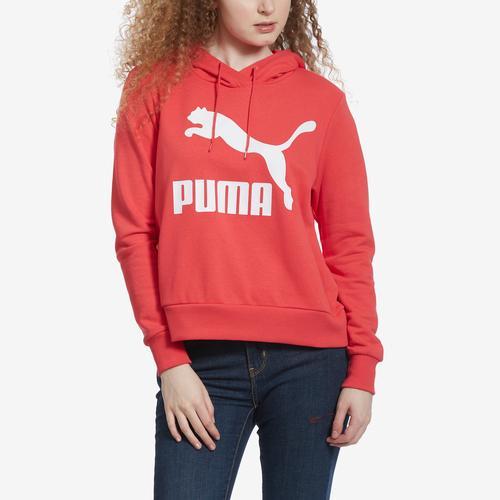 Puma Women's Classics Logo Hoodie