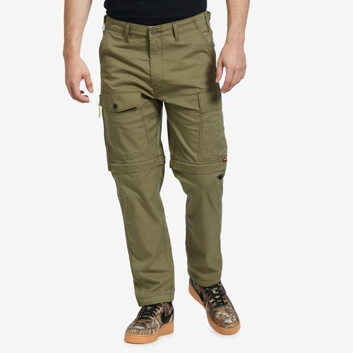 Levis Men's Lo-Ball Zip Off Cargo Pants