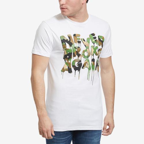 NEVER BROKE AGAIN Drip Camo T-Shirt