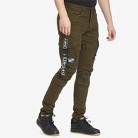 Smoke Rise Men's Cargo Pants With Straps