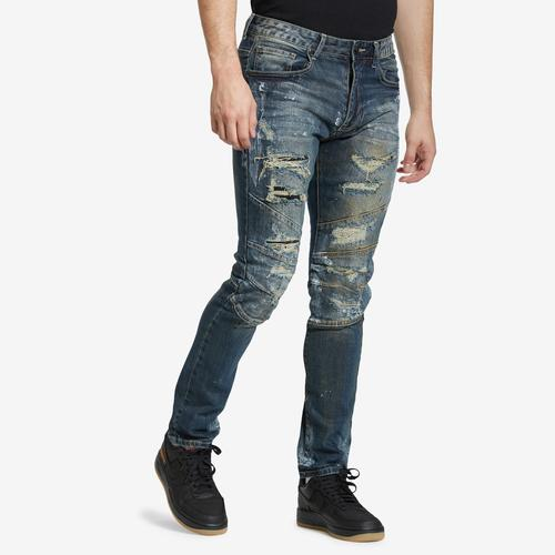 Smoke Rise Men's Rip Torn Jeans