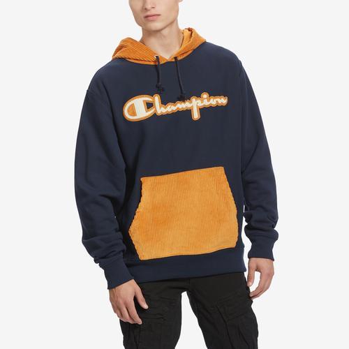 Champion Life Reverse Weave & Corduroy Hoodie