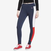 Tommy Hilfiger Women's Performance Colorblock Logo Leggings
