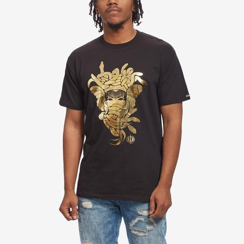 Crooks & Castles Men's Medusa 10Yr Tee