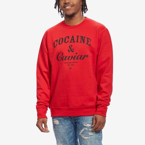 Crooks & Castles Coca & Caviar Sweatshirt