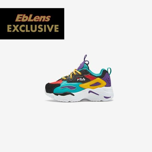 FILA Boy's Toddler FILA x EbLens Ray Tracer