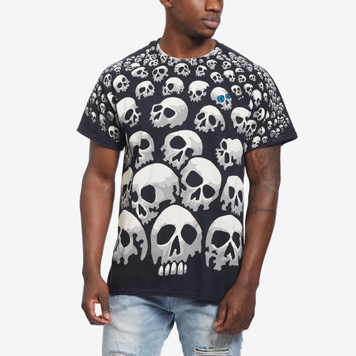 Liquid Blue Son of Skulls T-Shirt