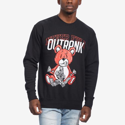 Outrank Money Bear Sweatshirt