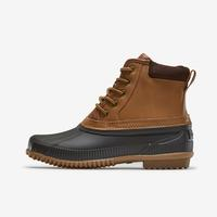 Tommy Hilfiger Men's Leather Duck Boot