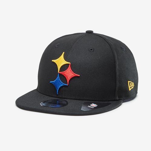 New Era Steelers Elemental Logo 9Fifty Snapback
