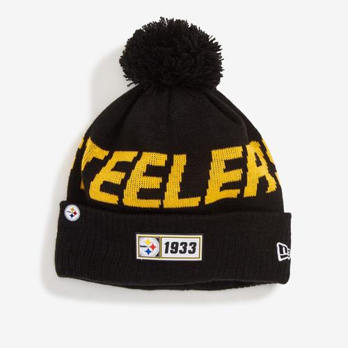 New Era Steelers Knit Hat
