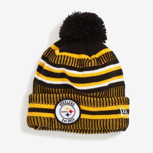 New Era Steelers Knit Hat