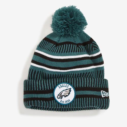 New Era Eagles Knit Hat