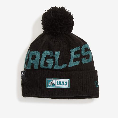 New Era Eagles Knit Hat