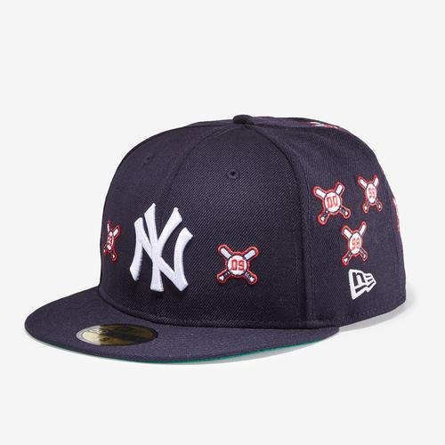 New Era Spike Lee x New York Yankees Championship 59Fifty Fitted