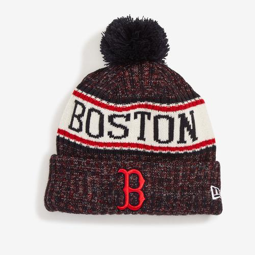 New Era Red Sox Sport Knit Hat