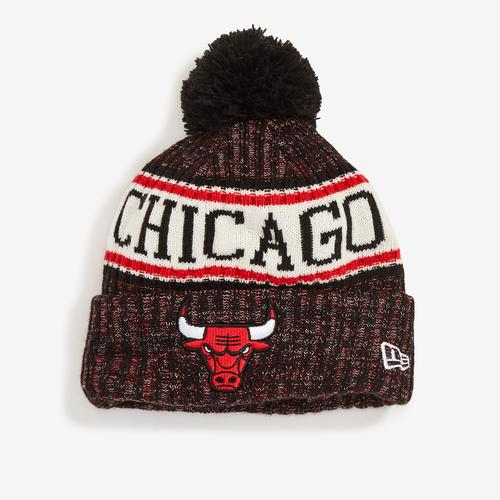 New Era Bulls Knit Hat