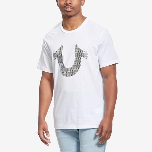 True Religion Men's Logo Tee
