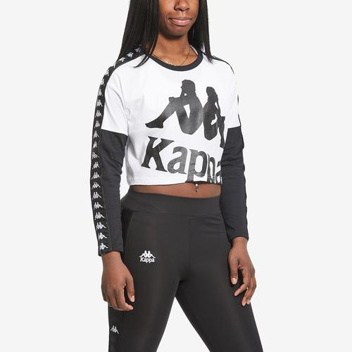 Kappa Women's 222 Banda Boculus Long Sleeves Tee