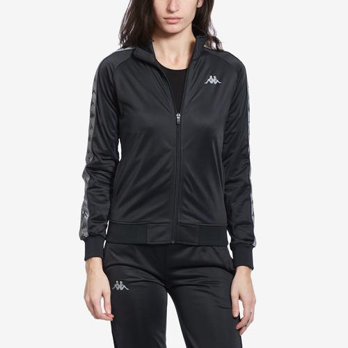 Kappa Women's 222 Banda Dolly Reflective Track Jacket