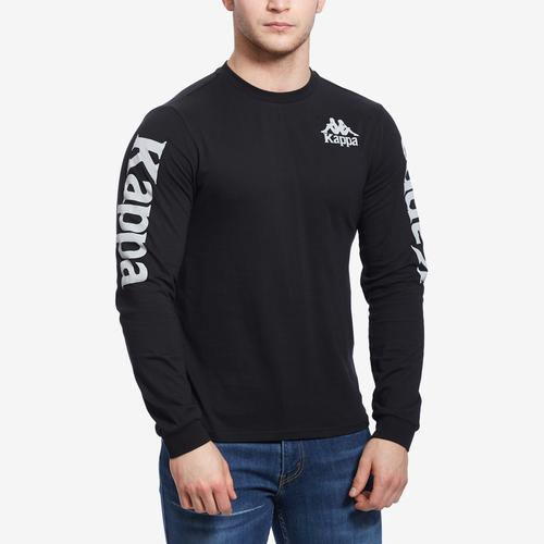 Kappa Authentic Defer Reflective Long Sleeve T-Shirt